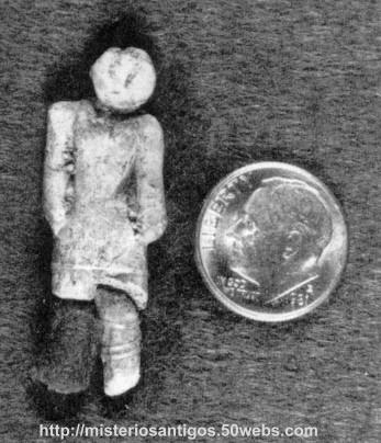 Estatueta de Nampa.